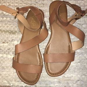 Shoes - Brown sandals